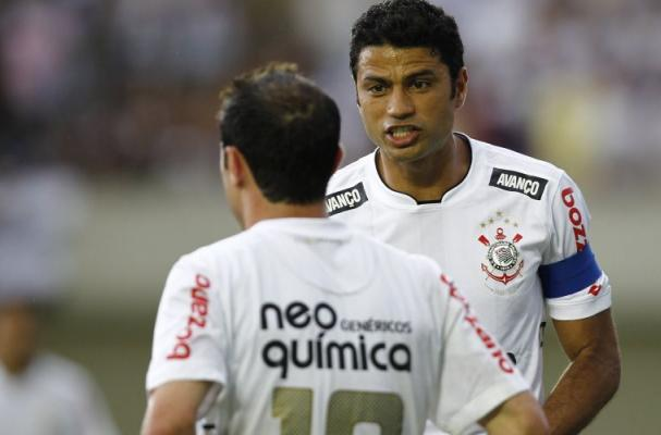 Brasileir�o 2010 - Goi�s 1 x 1 Corinthians
