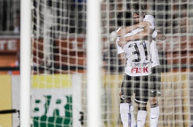 Brasileir�o 2012 - Corinthians 3x2 Flamengo