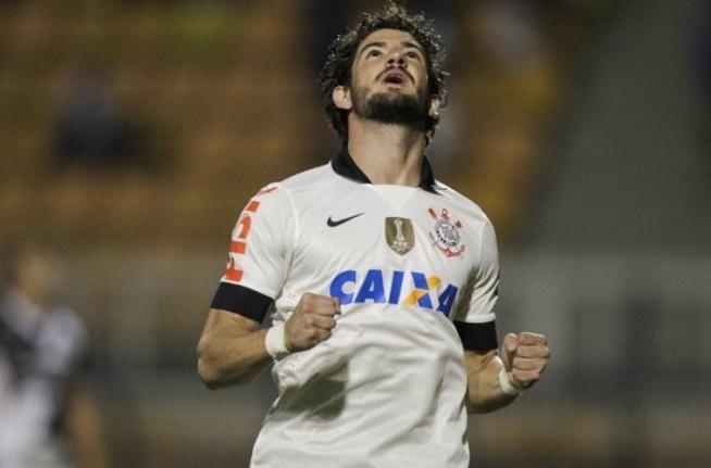 Brasileir�o 2013: Corinthians 1x0 Ponte Preta