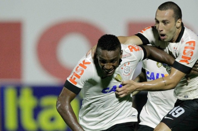 Brasileir�o 2013: Corinthians 2x0 Bahia