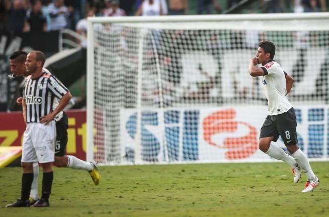 Paulist�o 2013: Corinthians 2x1 Santos