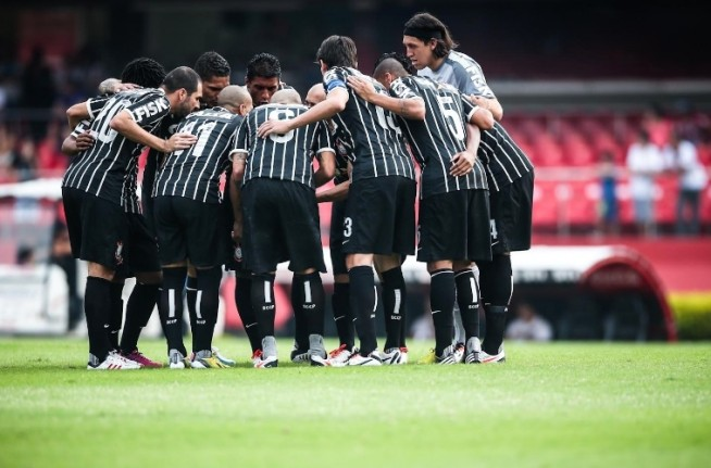 Paulist�o 2013: S�o Paulo 0x0 Corinthians (Semi-final)