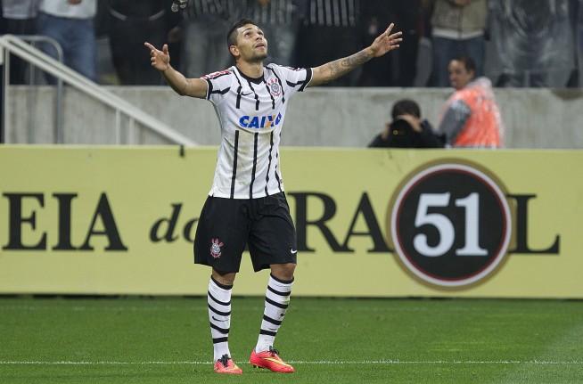 Tim�o vence por 2x0 o Palmeiras no primeiro cl�ssico na Arena Corinthians