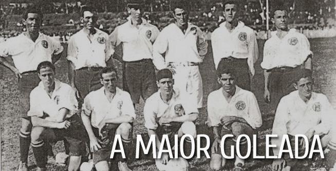 1920 - Santos 0x11 Corinthians