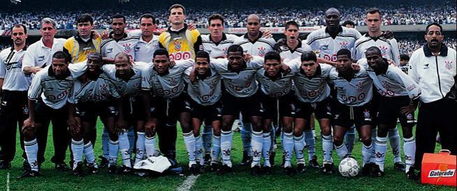 Titulos conquistados pelo Corinthians - Campeonato Brasileiro 1998
