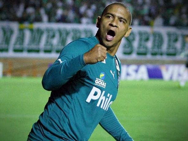 Walter quer jogar no Corinthians em 2014