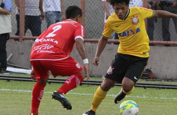 Corinthians ficou no empate com o Mogi Mirim