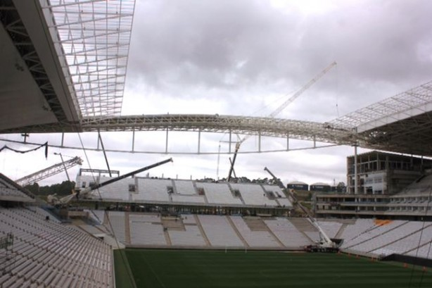 Arena pode custar mais caro do que o previsto