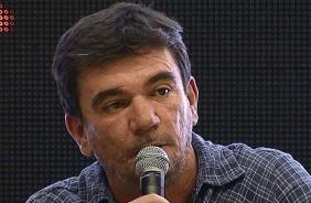 Andr�s vira superintendente de futebol e volta a ter poder formal no Corinthians
