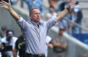 Mano assume culpa e v� Corinthians 'perdido' ap�s gol contra