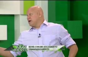 Segundo Ronaldo Giovanelli, Mano n�o fica no Corinthians em 2015