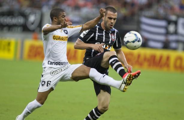 Corinthians foi mal e perdeu para o Botafogo em Manaus