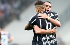 Corinthians joga bem, supera expectativas e vence o Galo na Arena