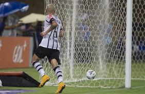 Em noite de gola�os, Corinthians bate o Vit�ria e fica mais perto da Libertadores