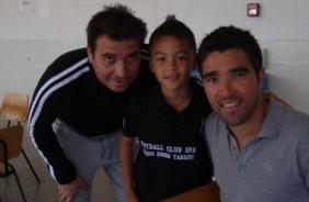 Corinthians deve notificar FIFA sobre sa�da de Jo�o Neto, a promessa de 11 anos