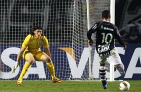 Corinthians pode negociar com Diego Souza, diz jornal