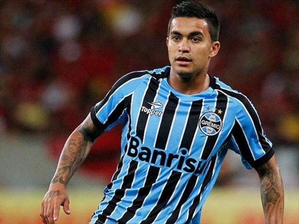 Atacante Dudu está próximo de acertar com o Corinthians para a temporada 2015