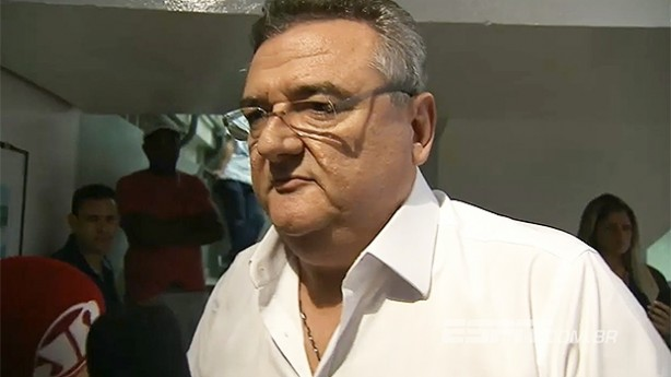 Mário Gobbi, presidente do Corinthians