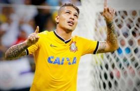 Corinthians desiste de renovar com Guerrero para 2014