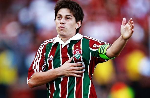 Tim�o observa situa��o de Conca no Fluminense e pode tentar contrat�-lo