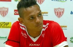 Corinthians pode substituir Fanger com lateral pouco conhecido
