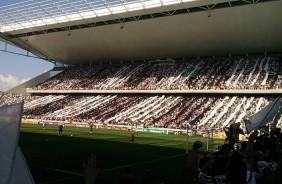 Arena Corinthians estreia no Campeonato Paulista