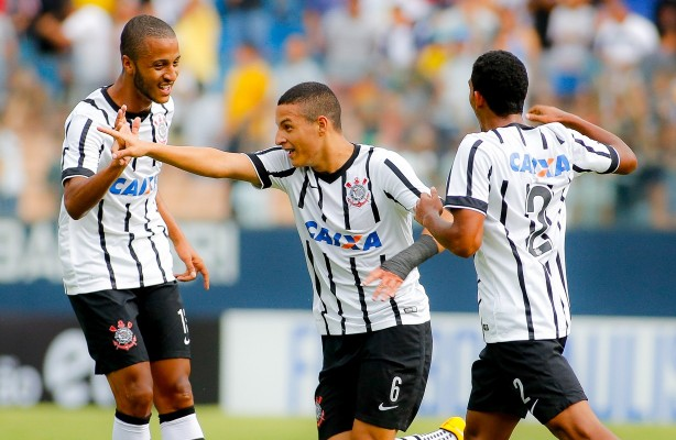 Corinthians está classificado para a semifinal