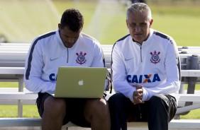 Corinthians divulga numera��o de atletas inscritos no Paulista