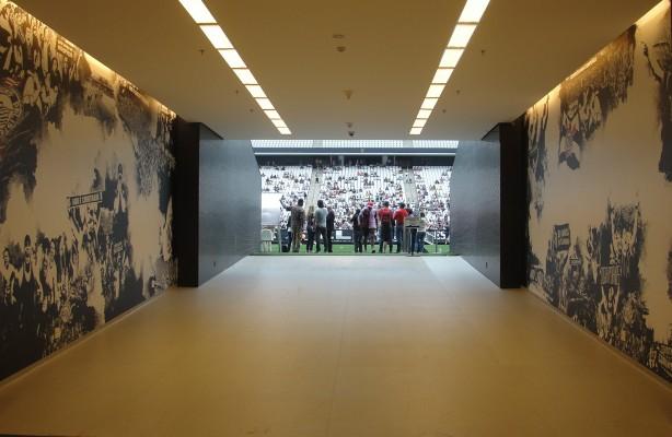Um novo tempo: Meu Tim�o estreia profissionais de olho na melhor cobertura do Corinthians