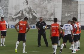 Corinthians se prepara para maratona em mar�o