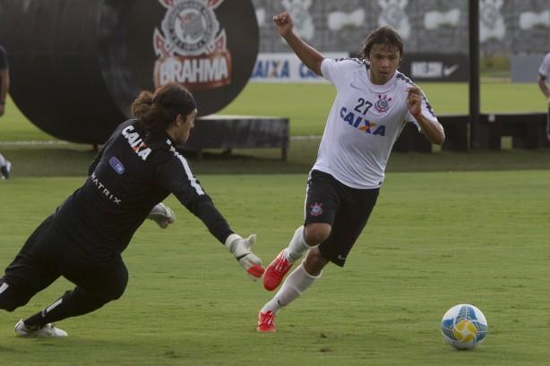 Corinthians divulga lista de relacionados contra o Mogi Mirim