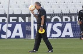 Com vantagem por hor�rio, Tite apoia Muricy Ramalho e admite: 'Tor�o para o futebol brasileiro'