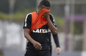 Contra a vontade de Elias, Corinthians mant�m negocia��o com Flamengo