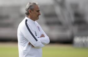Com quatro altera��es, Tite define equipe titular contra o Fluminense