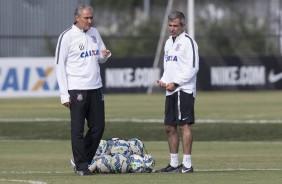 Com Cassini, Corinthians divulga lista de relacionados contra o Fluminense