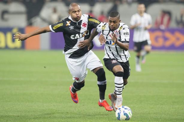 Corinthians enfrenta o Vasco e só precisa de uma vitória para ser campeão