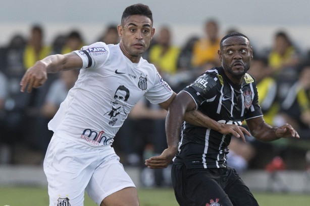 Corinthians não conseguiu reverter o placar e acabou fora da Copa do Brasil
