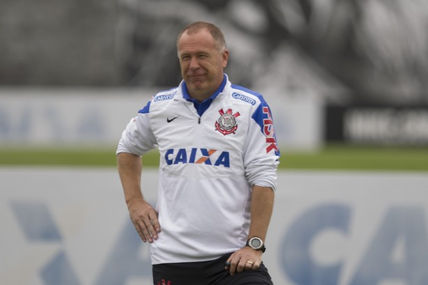 Mano Menezes saiu do Corinthians no final de 2014