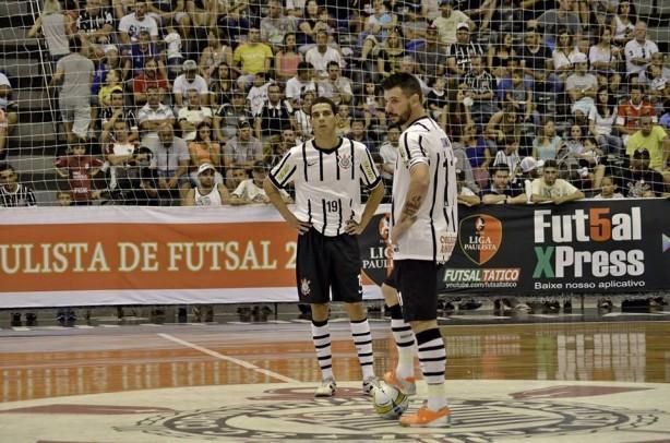58824caea6 Corinthians venceu Orlândia na final da Liga Paulista de Futsal