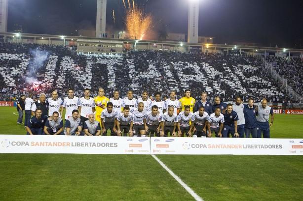 Corinthians tenta quarteto de 2012 para 2018; Só um deve ser titular