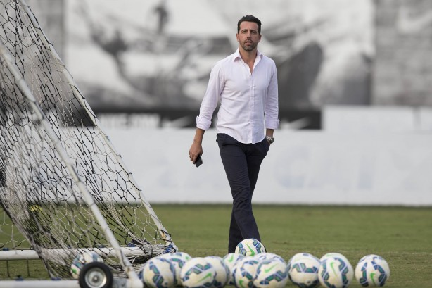 Edu Gaspar representará o Corinthians no Leaders in Football