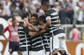 Para evitar rebaixamento, tr�s times dependem do Corinthians na �ltima rodada