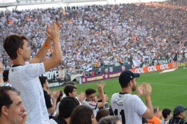 Tim�o vende mais uma cota de CIDs da Arena Corinthians