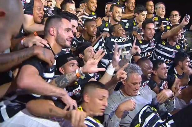Corinthians é hexacampeão brasileiro