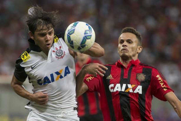 Corinthians enfrentou o Sport em Recife