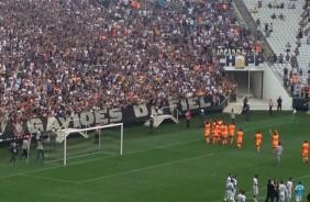 P�blico do sub-20 do Corinthians supera m�dia de Santos e mais seis clubes no Brasileir�o