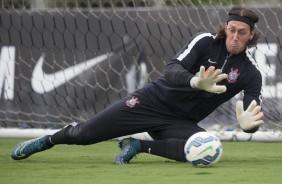 Corinthians tem dois desfalques confirmados para o jogo contra o Sport