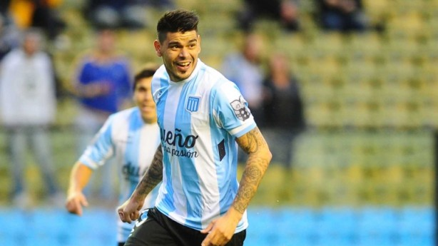 Destaque do Racing (ARG) na �ltima Libertadores, Gustavo Bou est� na mira do Tim�o