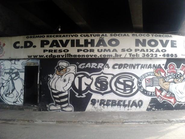 Oito torcedores da Pavilhão 9 foram assassinados na sede da organizada em 2015