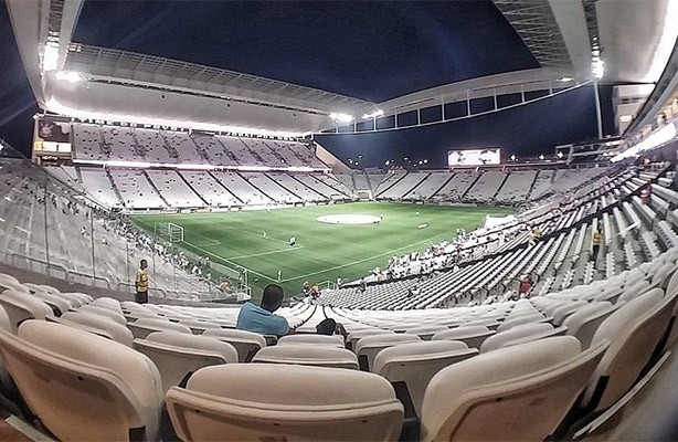 Arena Corinthians segue sem Naming Rights
